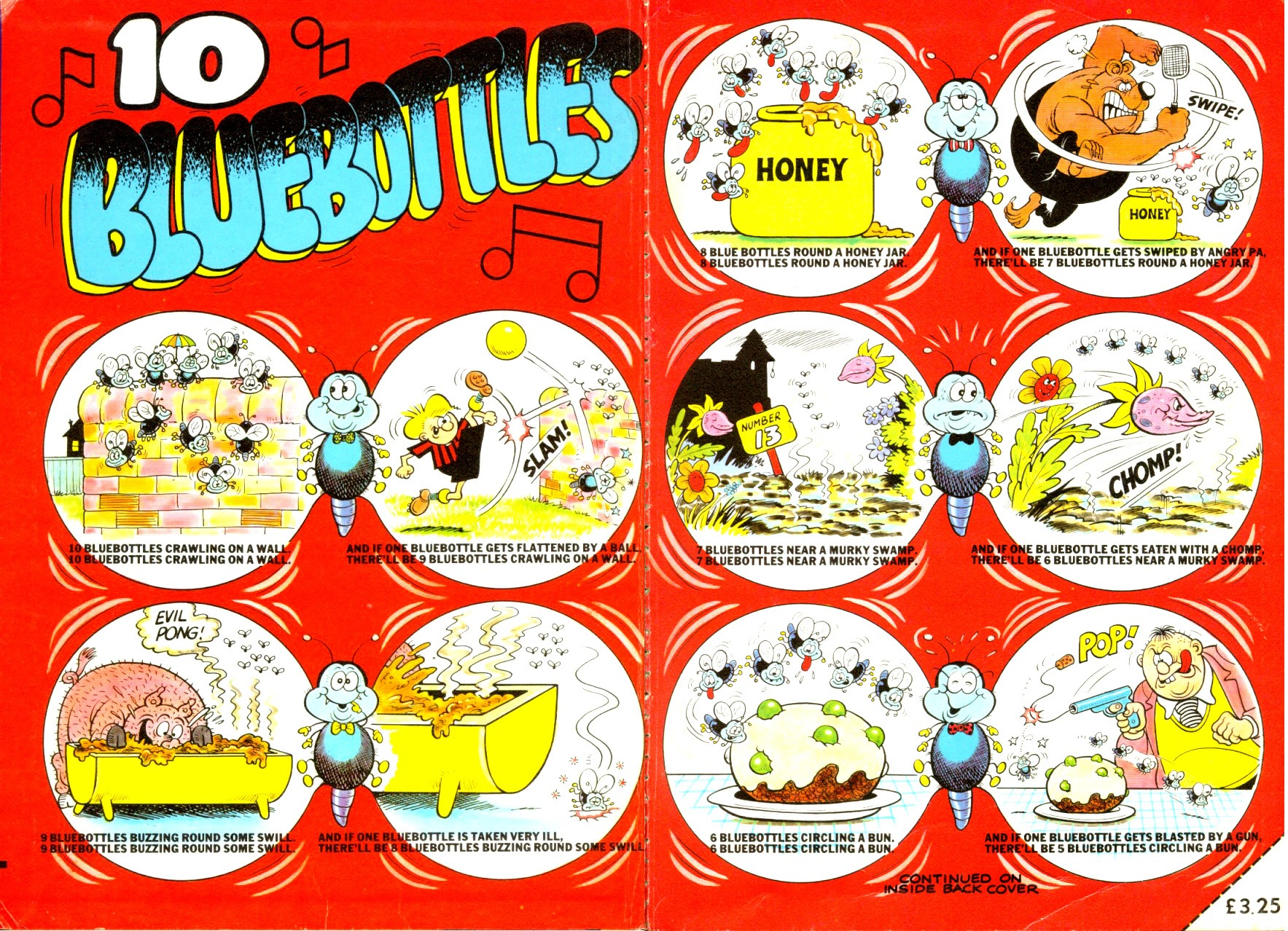 The Beano Book (Annual) 1990 Page 2