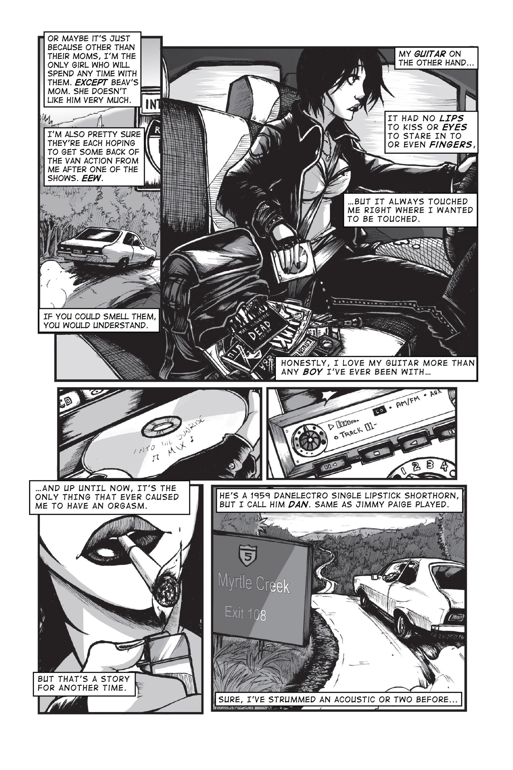 Read online American Dark Age comic -  Issue #1 - 11