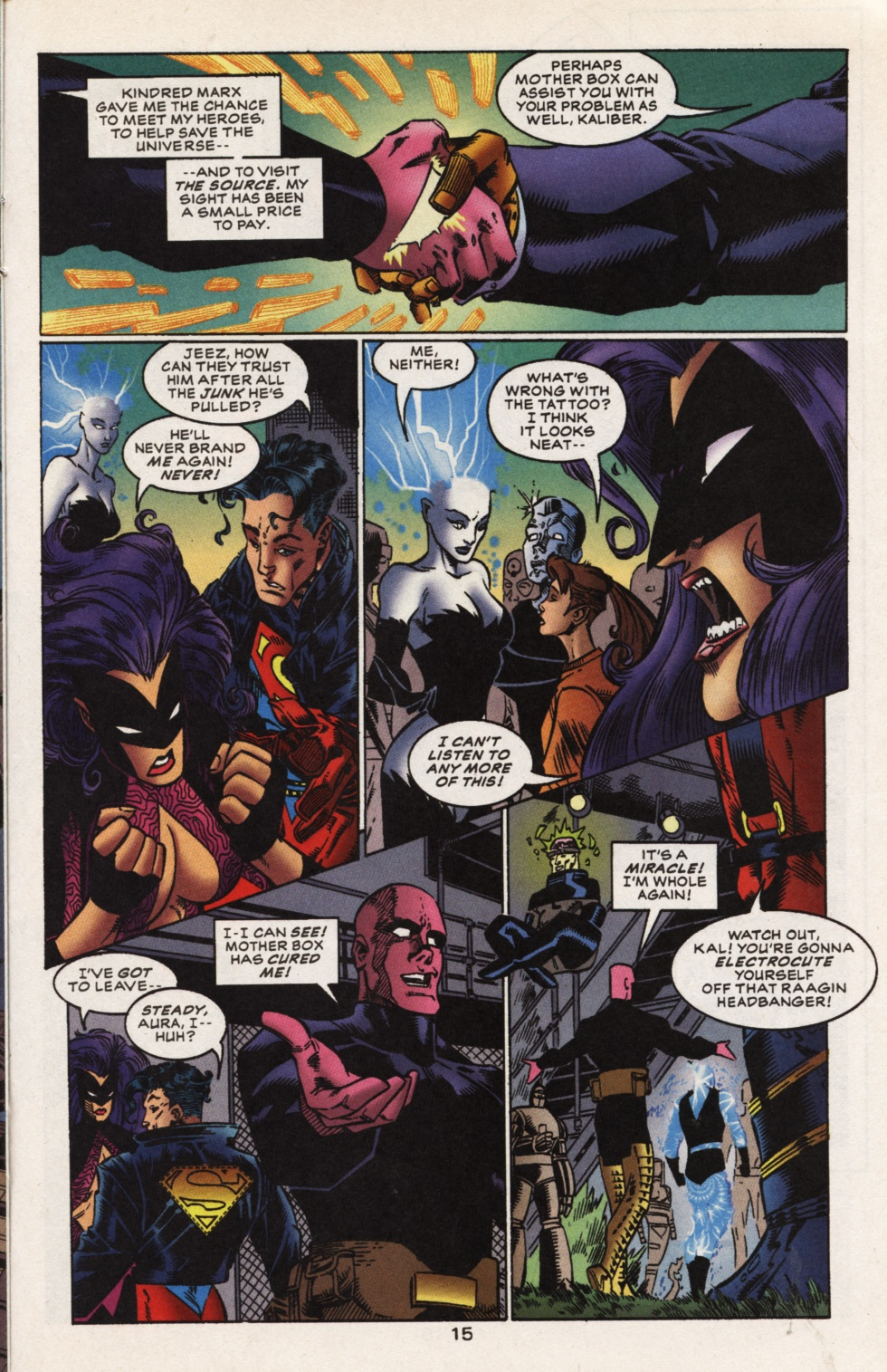 Superboy & The Ravers issue 15 - Page 16