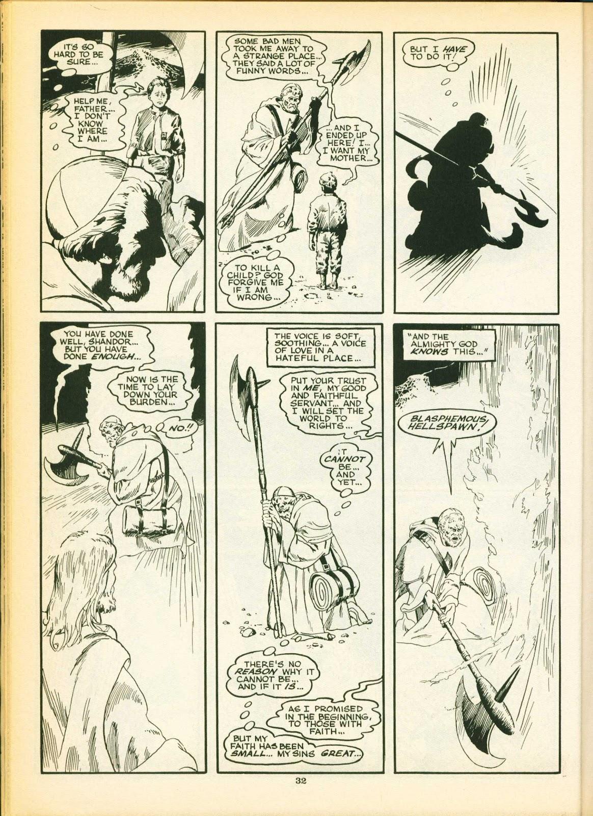 Warrior Issue #15 #16 - English 32
