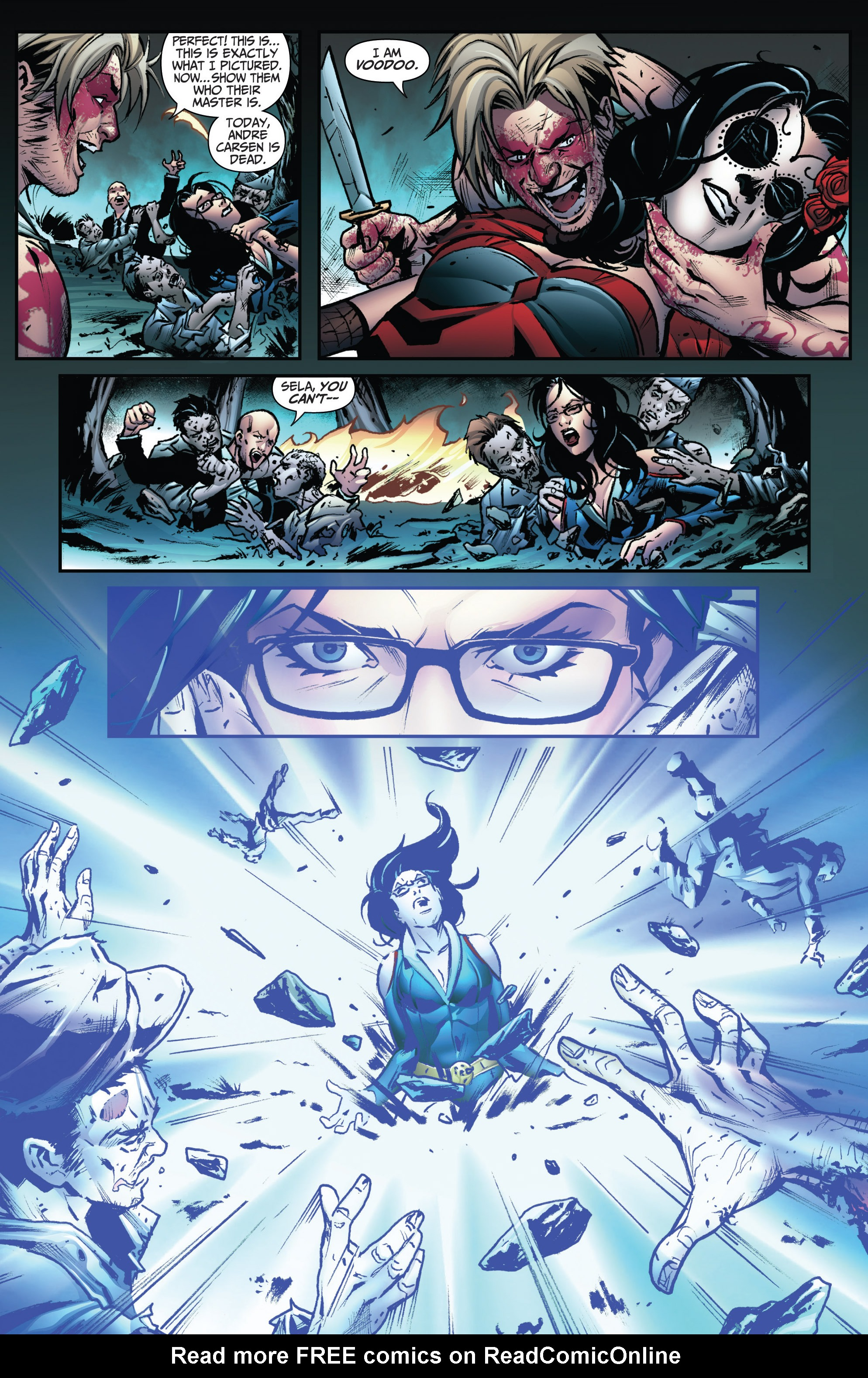Read online Grimm Fairy Tales: Arcane Acre comic -  Issue # TPB 3 - 44