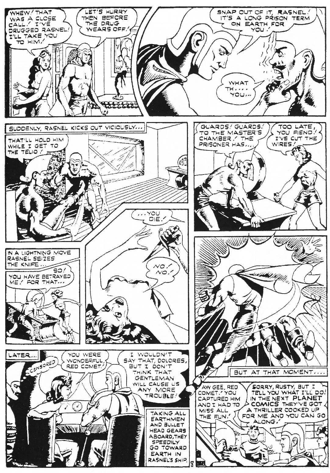 Read online Men of Mystery Comics comic -  Issue #72 - 66