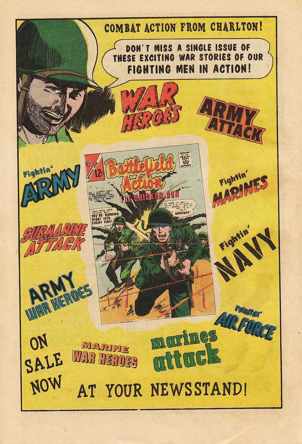 Read online Fightin' Navy comic -  Issue #121 - 8