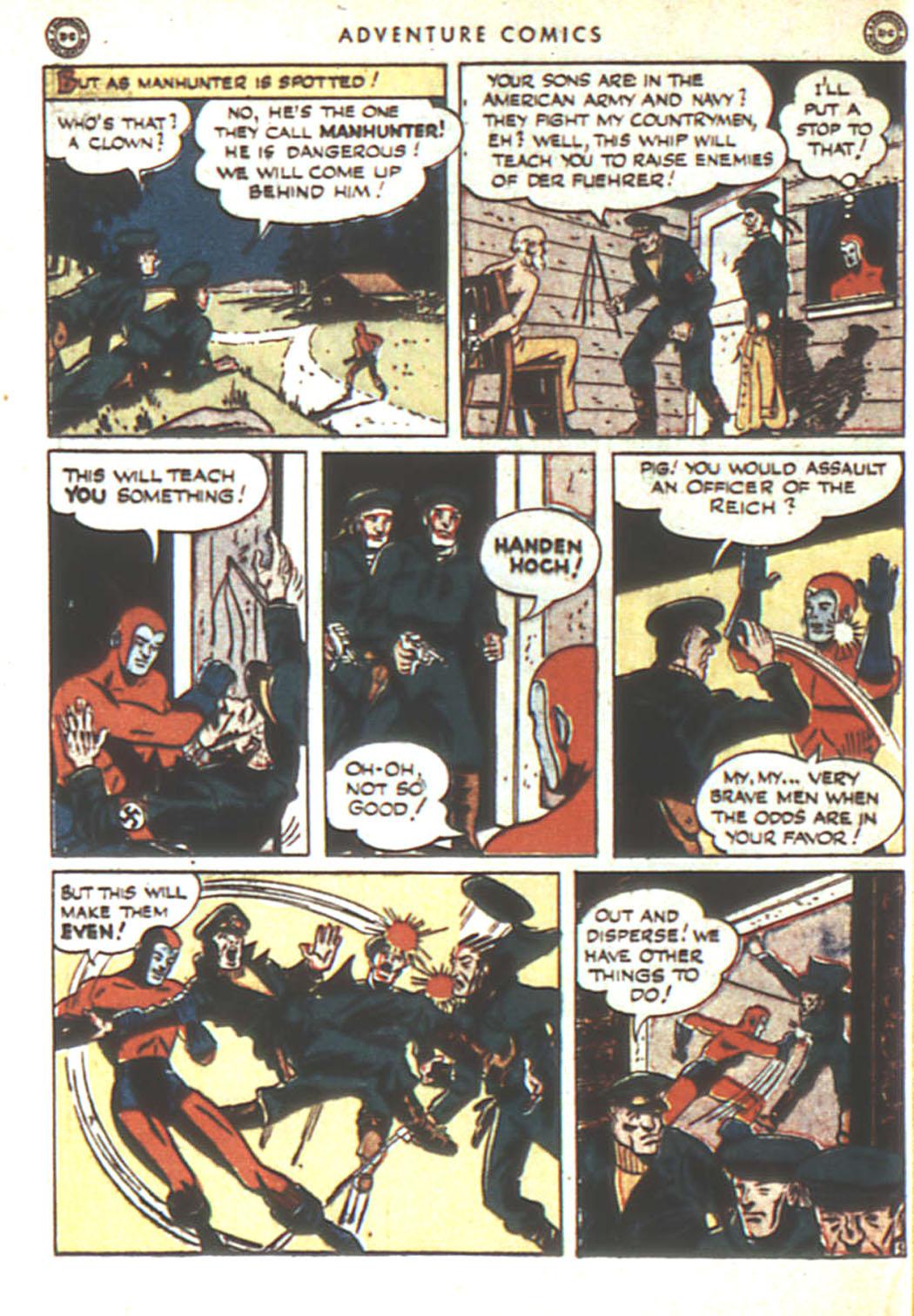 Read online Adventure Comics (1938) comic -  Issue #92 - 47