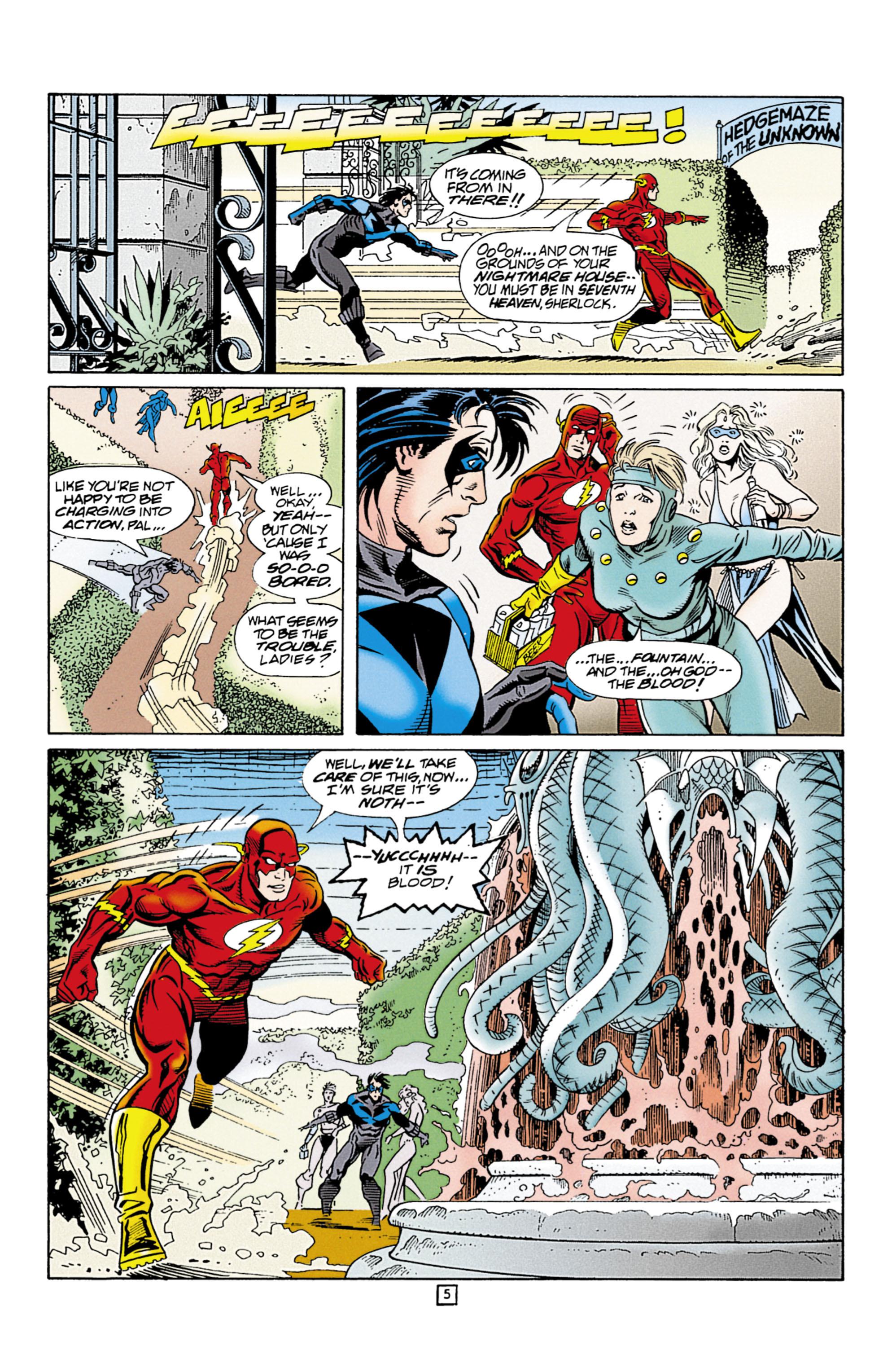 Read online Flash Plus comic -  Issue # Full - 6