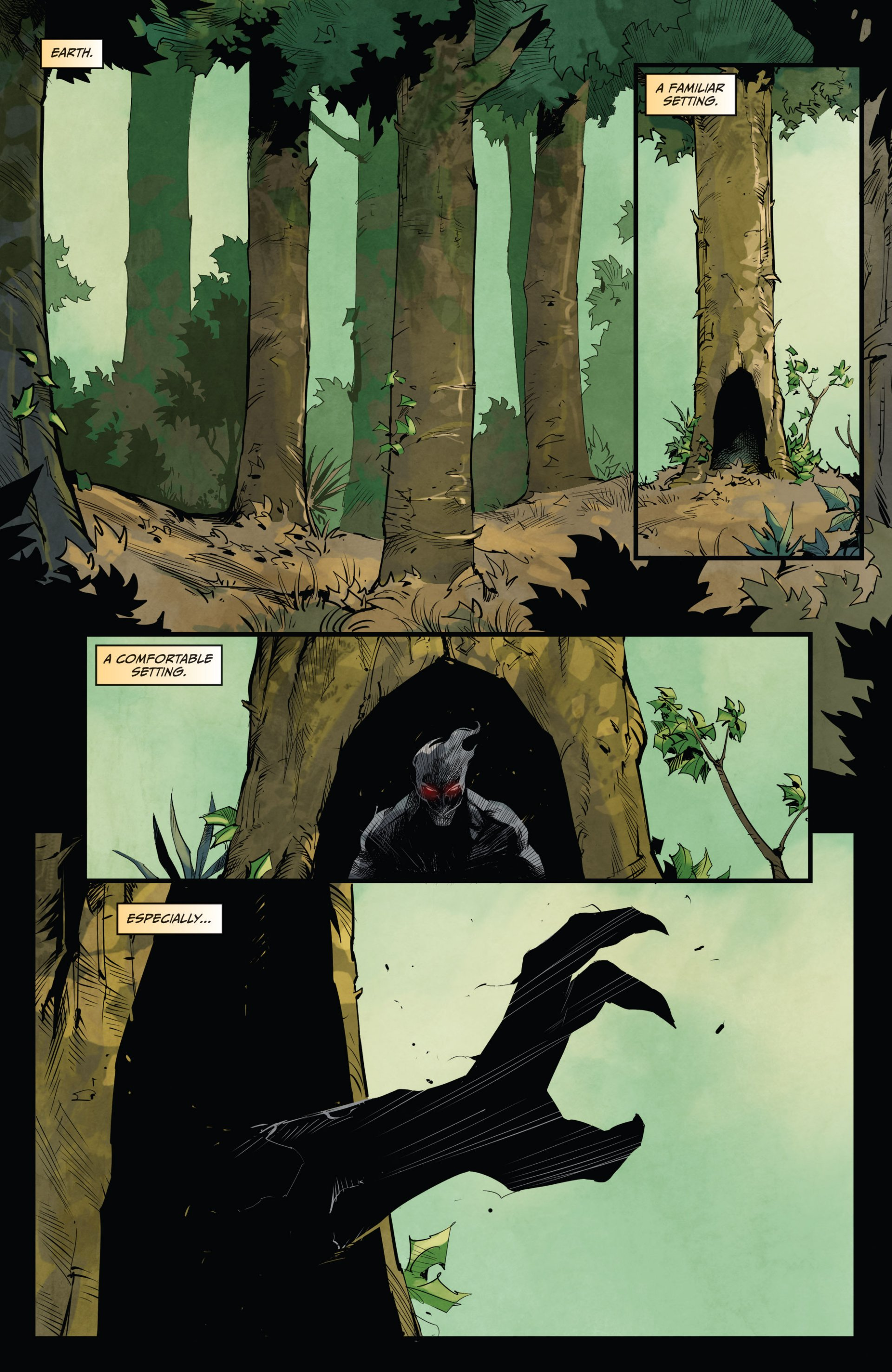 Read online Grimm Fairy Tales vs. Wonderland comic -  Issue #1 - 15