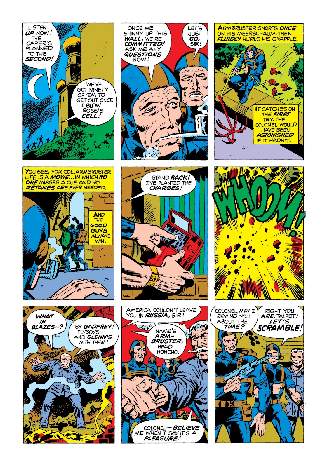 Read online Marvel Masterworks: The Incredible Hulk comic -  Issue # TPB 9 (Part 3) - 11