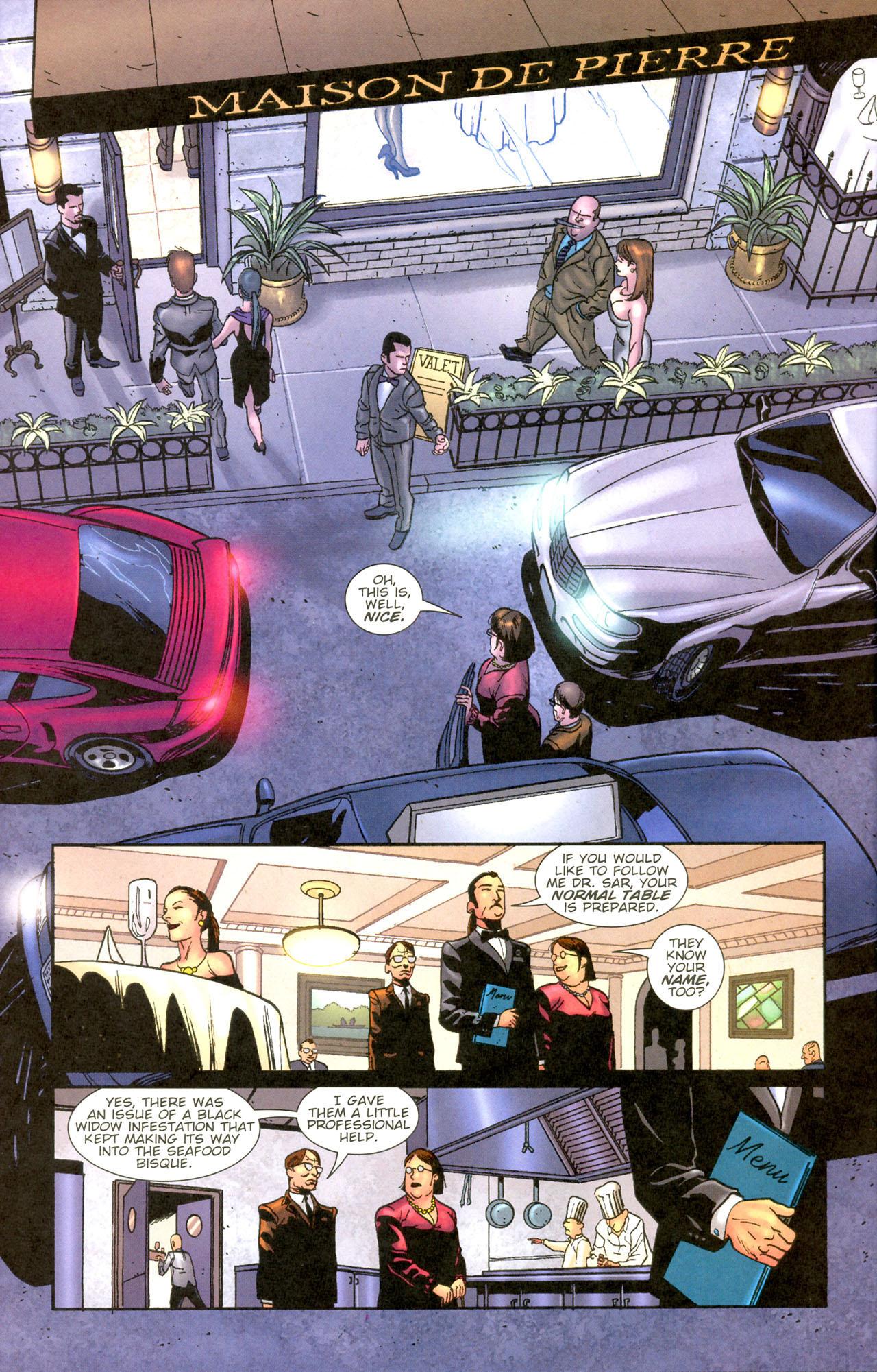 Read online The Exterminators comic -  Issue #11 - 9