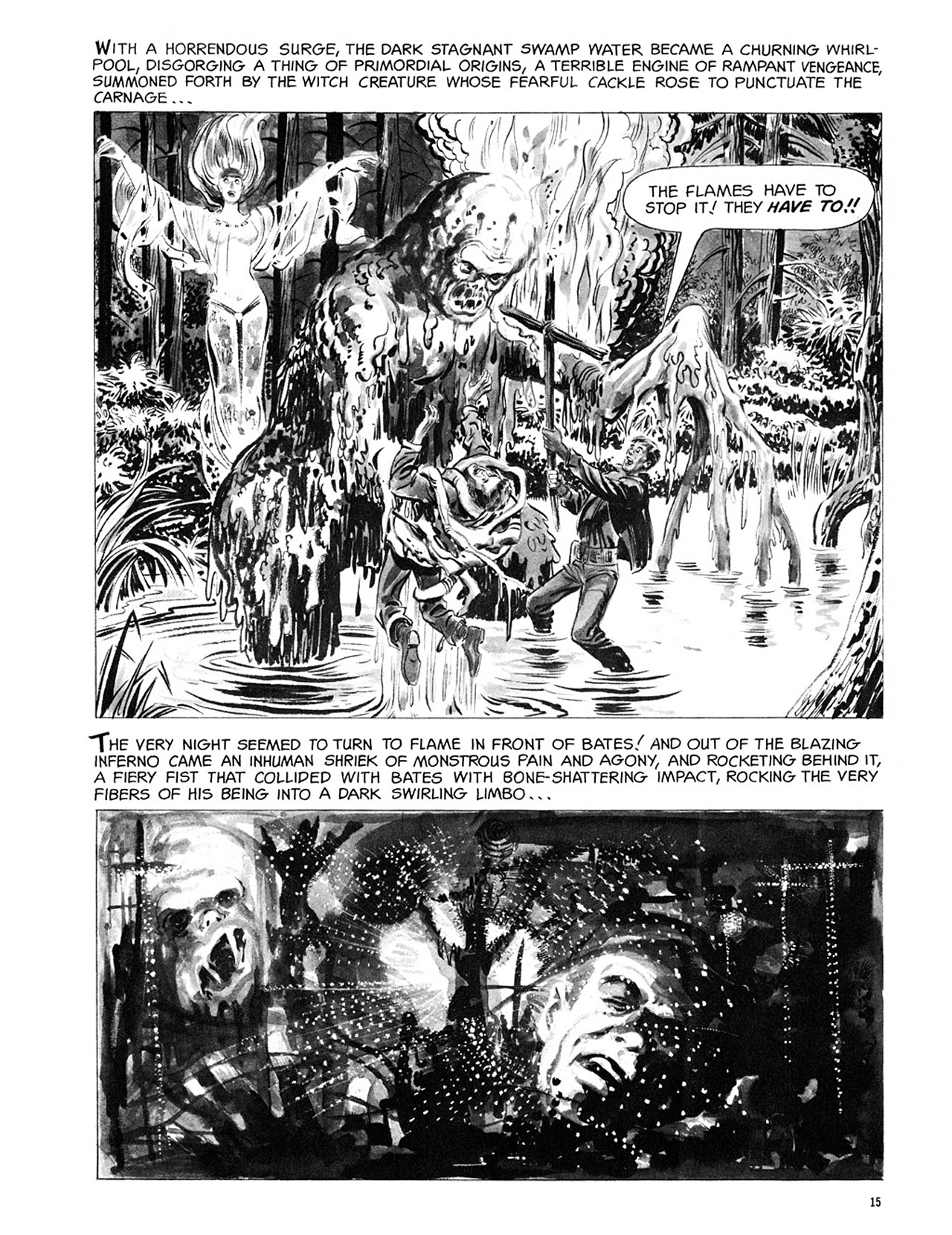Read online Eerie Archives comic -  Issue # TPB 3 - 16