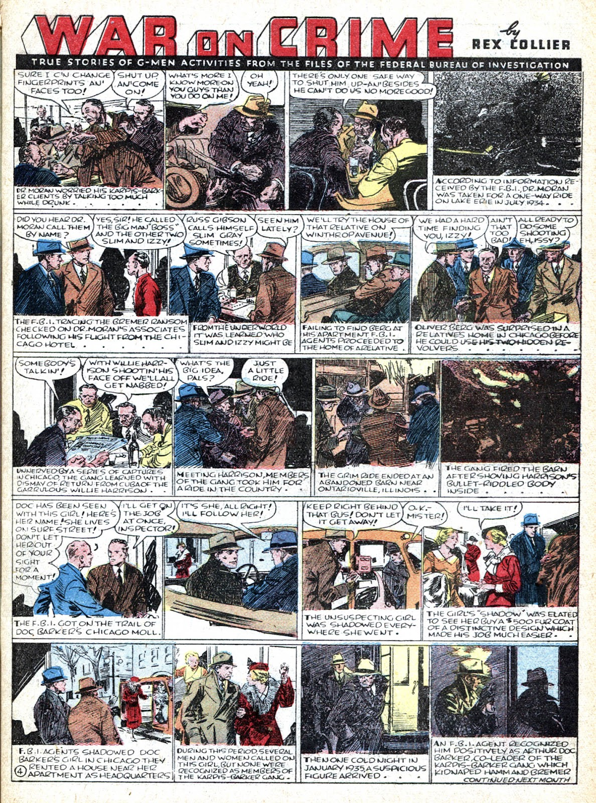 Read online Famous Funnies comic -  Issue #36 - 9