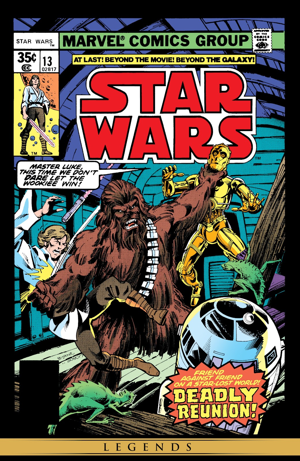 Read online Star Wars Legends: The Original Marvel Years - Epic Collection comic -  Issue # TPB 1 (Part 3) - 26