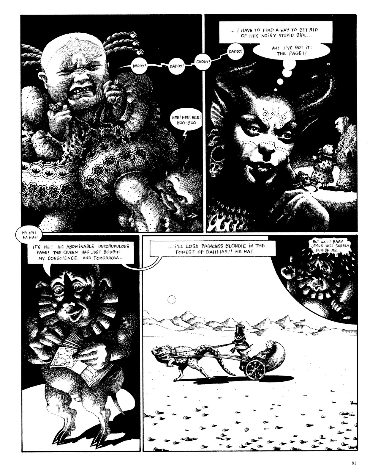 Read online The Green Hand and Other Stories comic -  Issue # TPB - 77