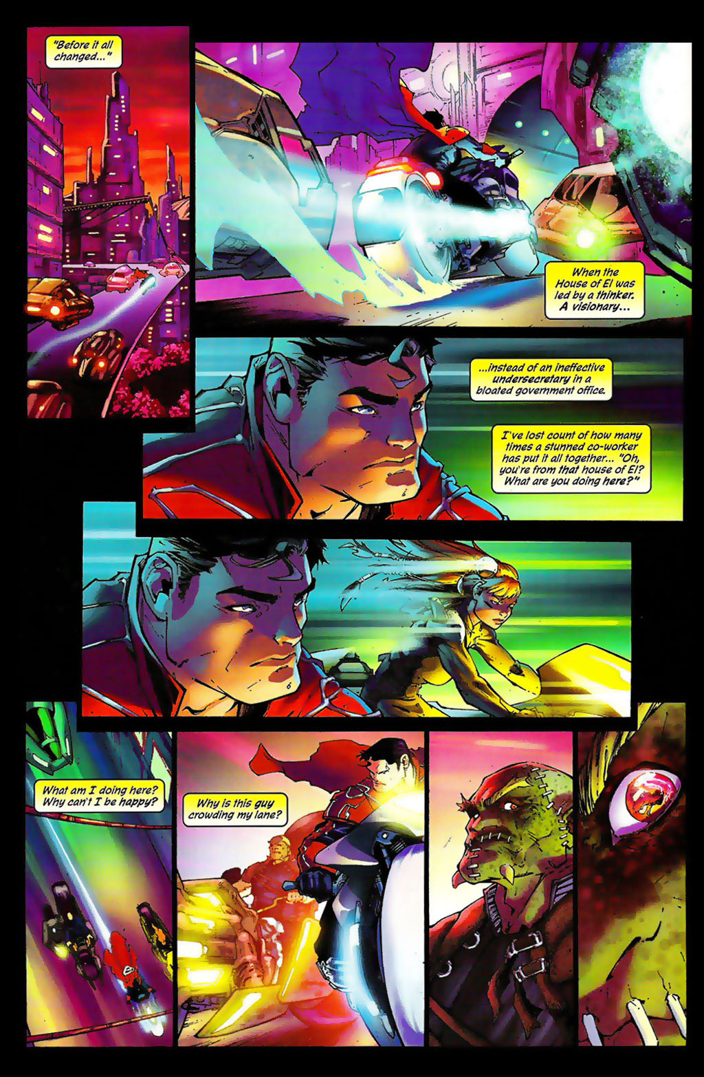 Action Comics (1938) 812 Page 9