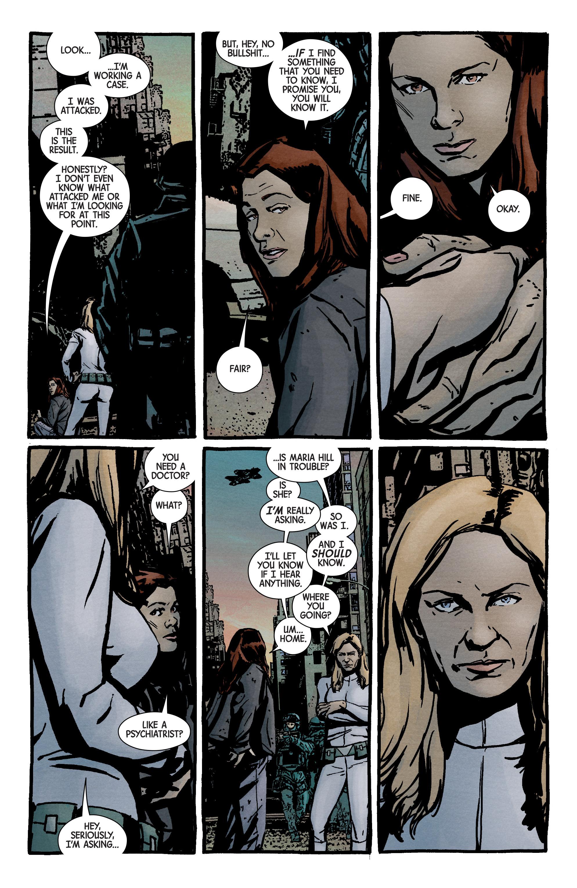 Read online Jessica Jones (2016) comic -  Issue #9 - 5
