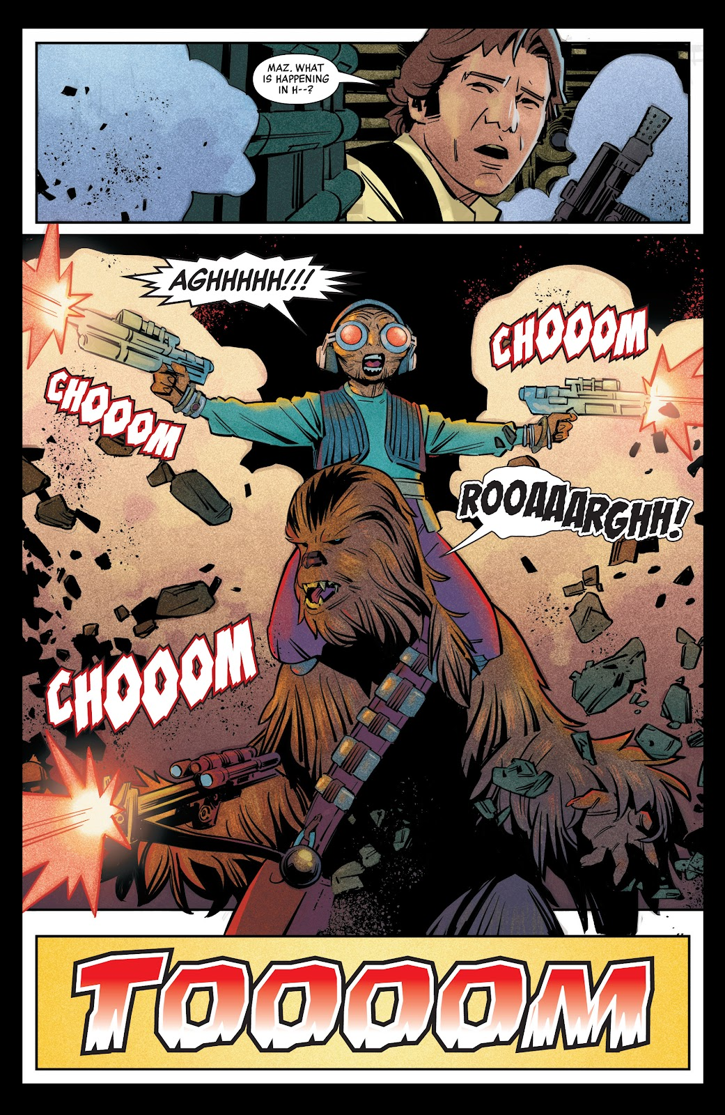 Read online Star Wars: Age of Republic: Heroes comic -  Issue # TPB - 98