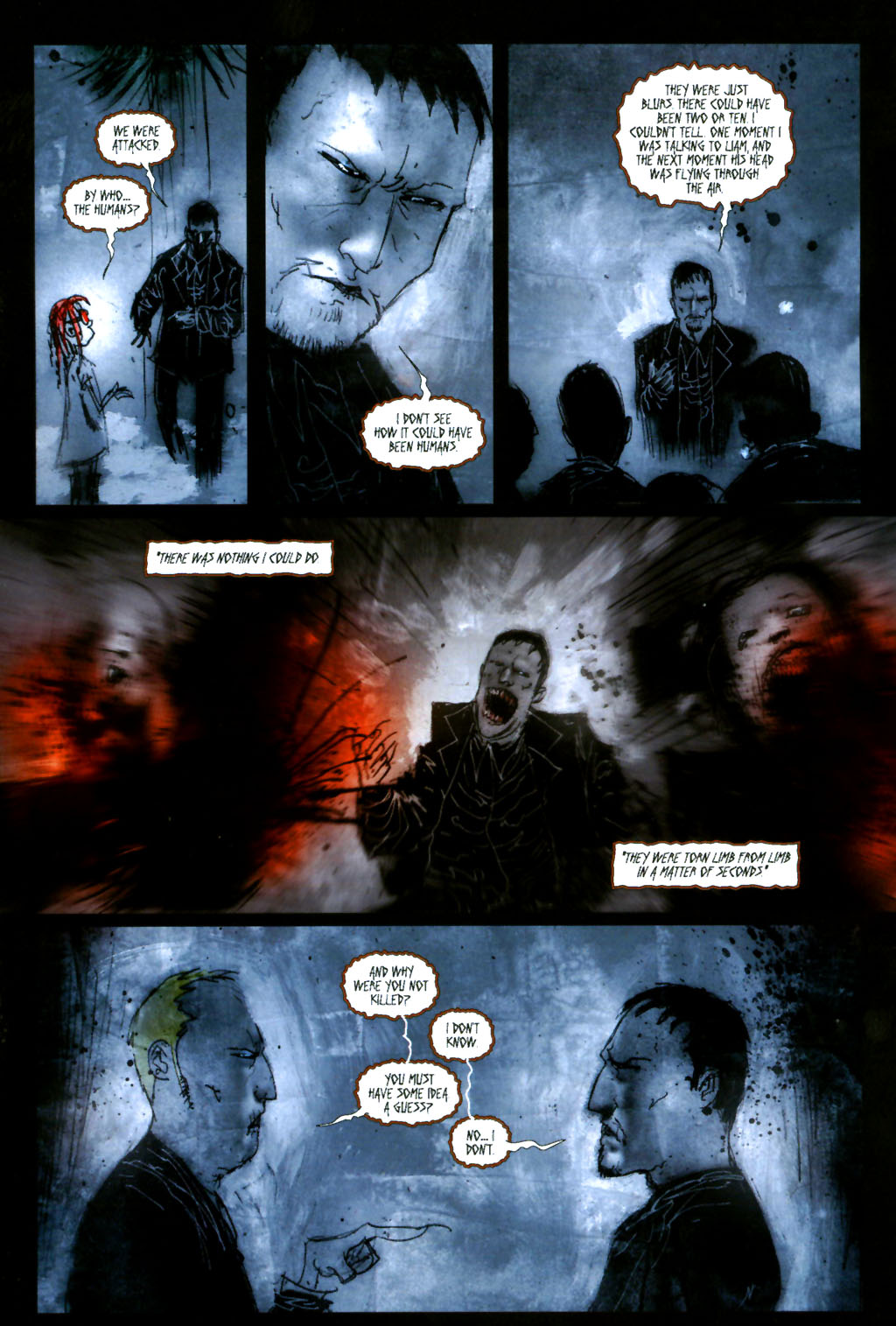 Read online 30 Days of Night: Return to Barrow comic -  Issue #4 - 9