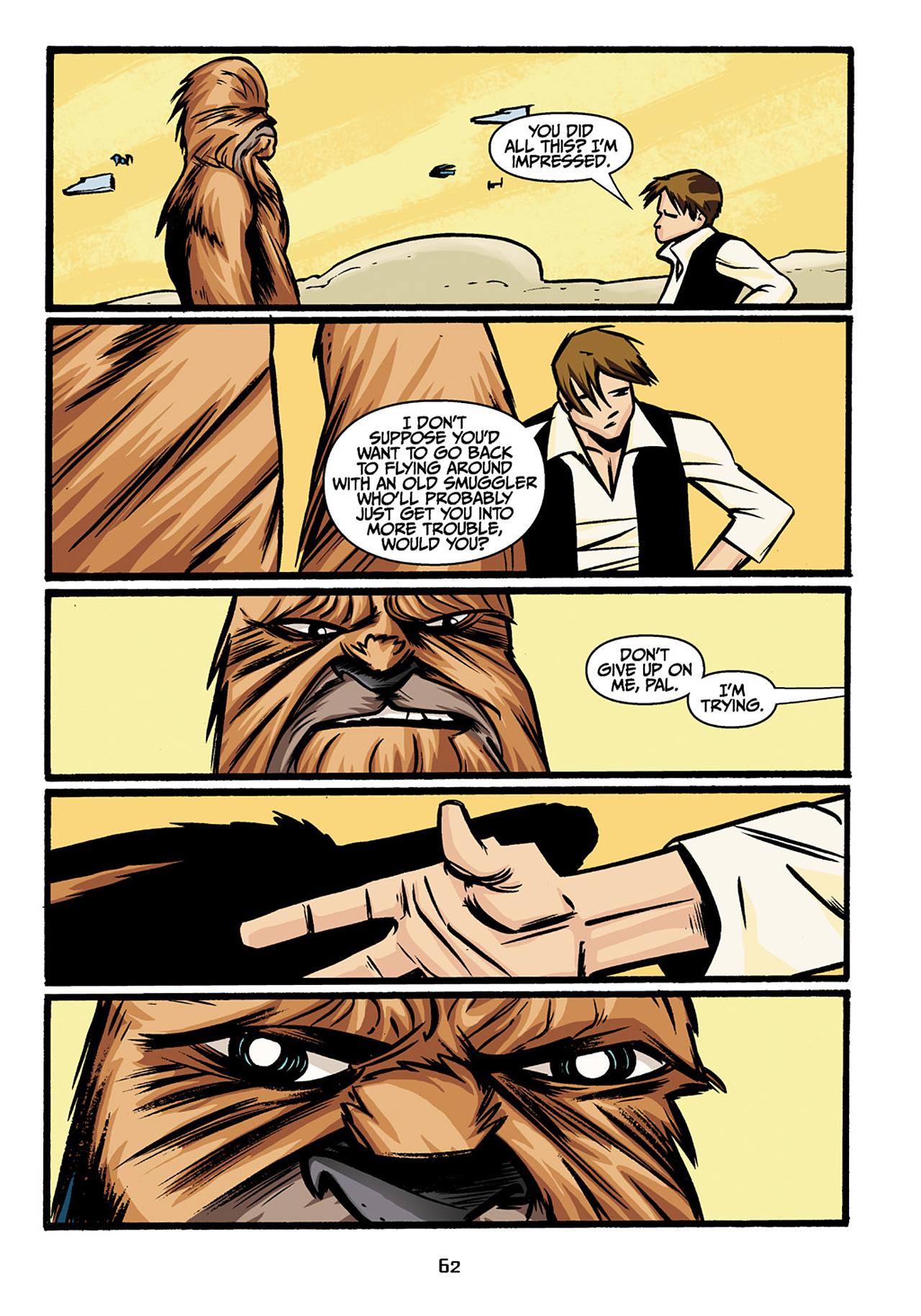 Read online Star Wars Omnibus comic -  Issue # Vol. 33 - 64