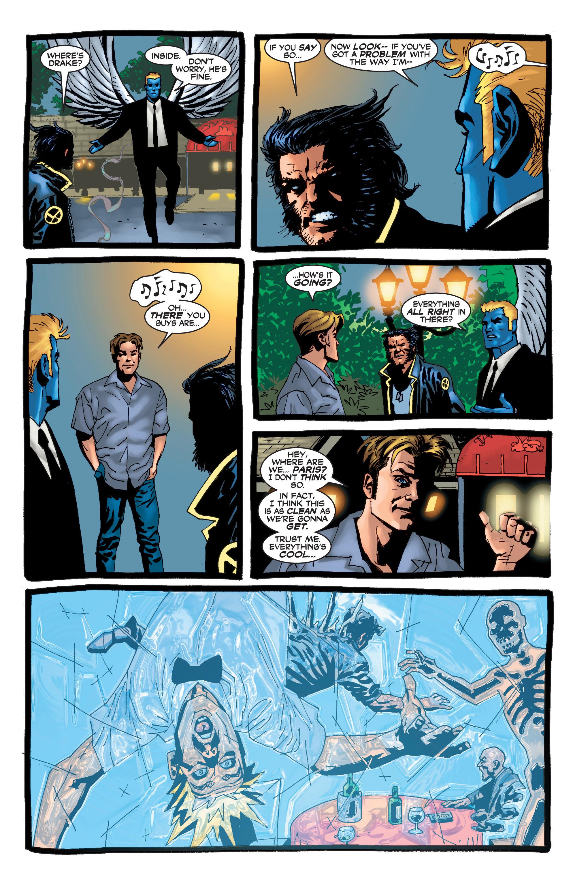 Read online Uncanny X-Men (1963) comic -  Issue #409 - 21
