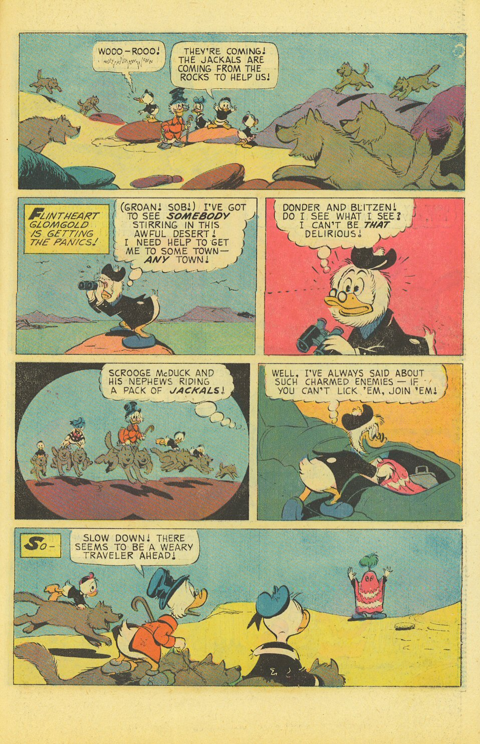 Read online Uncle Scrooge (1953) comic -  Issue #127 - 27