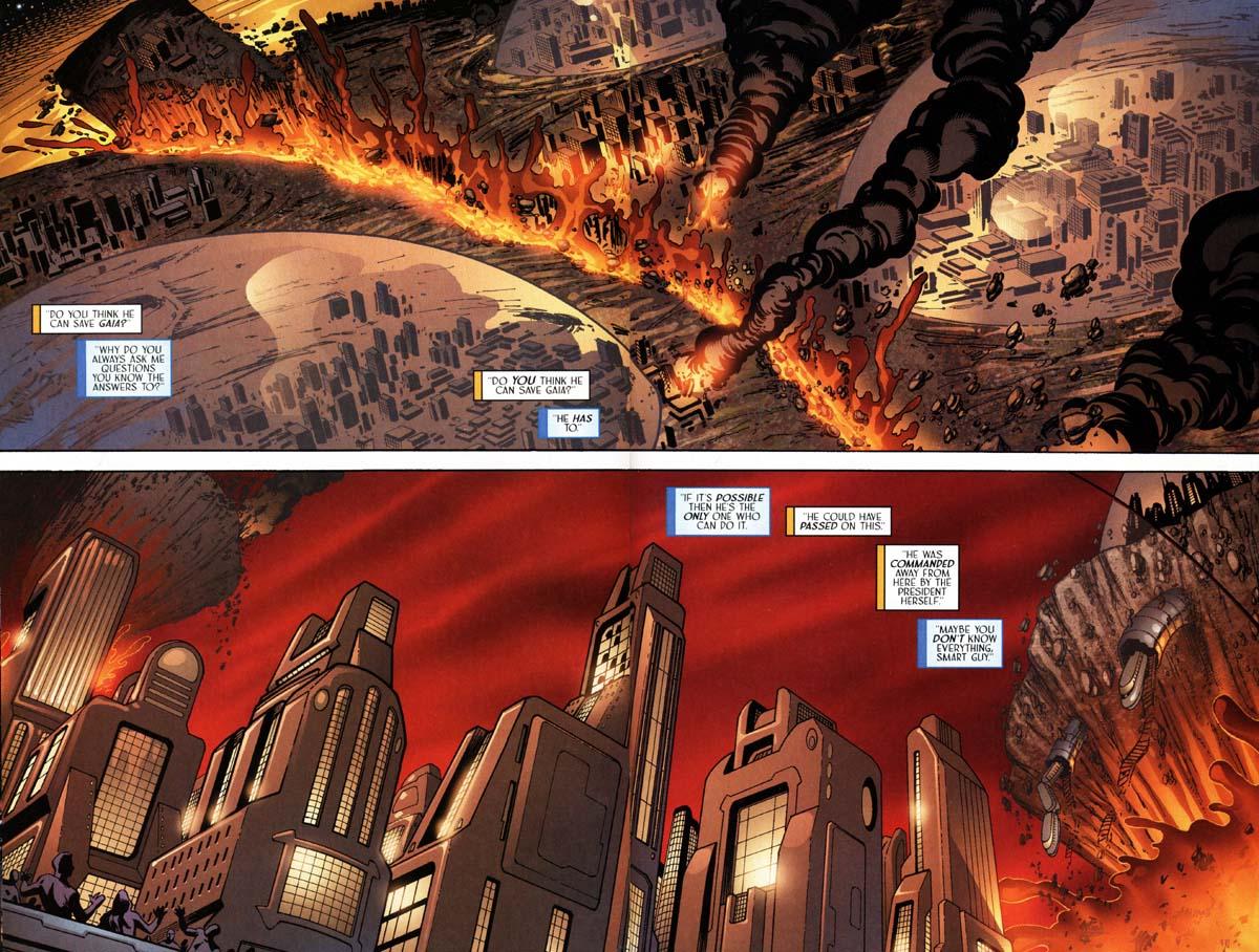 Read online Sigil (2000) comic -  Issue #27 - 8