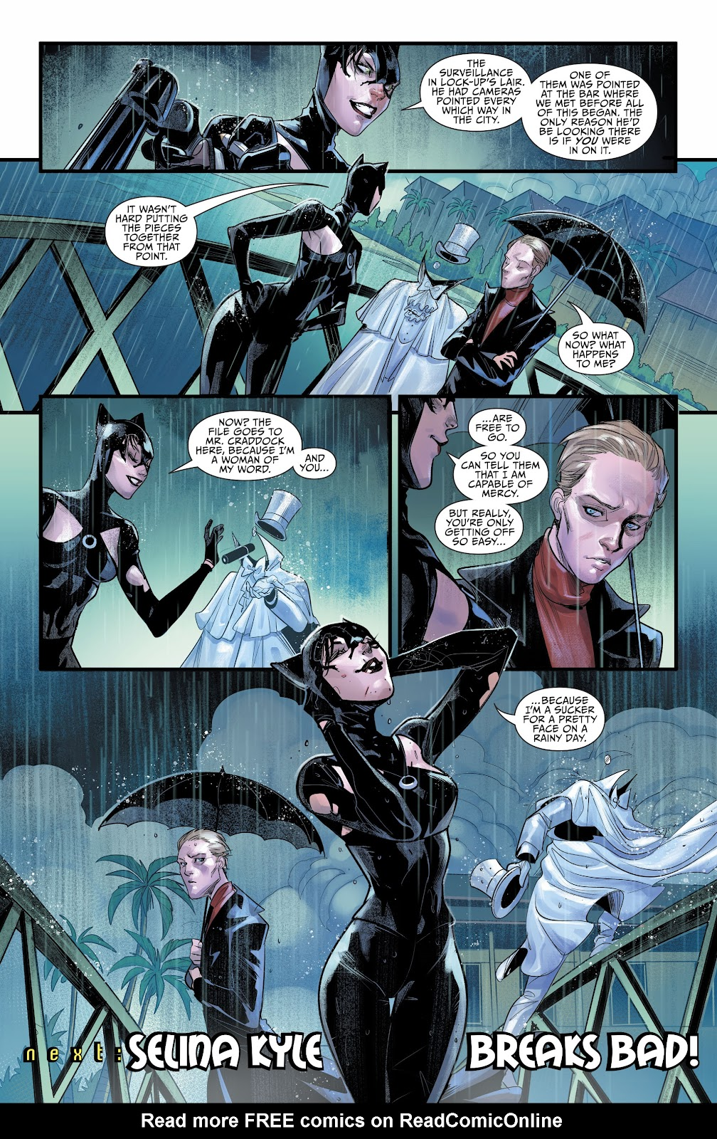 Catwoman (2018) issue 15 - Page 24