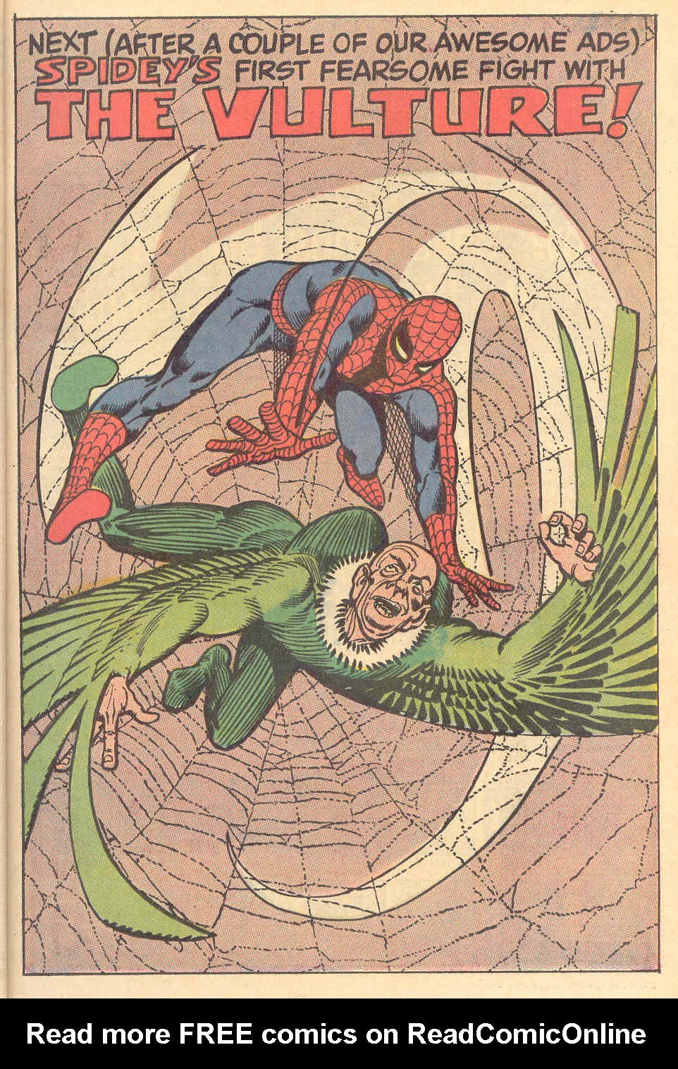The Amazing Spider-Man (1963) _Annual_7 Page 11