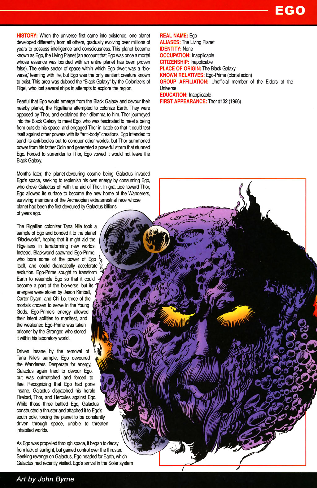 Read online All-New Official Handbook of the Marvel Universe A to Z comic -  Issue #4 - 5