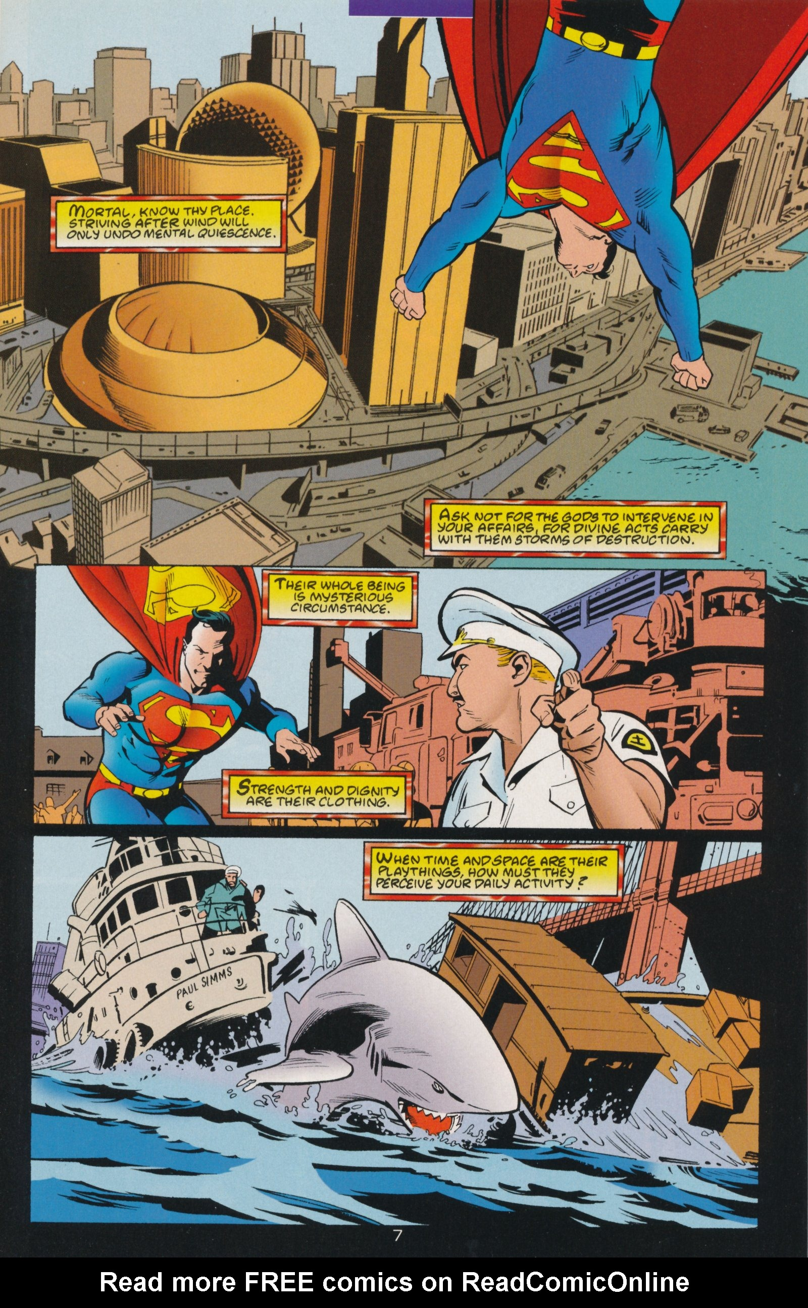 Action Comics (1938) 747 Page 9