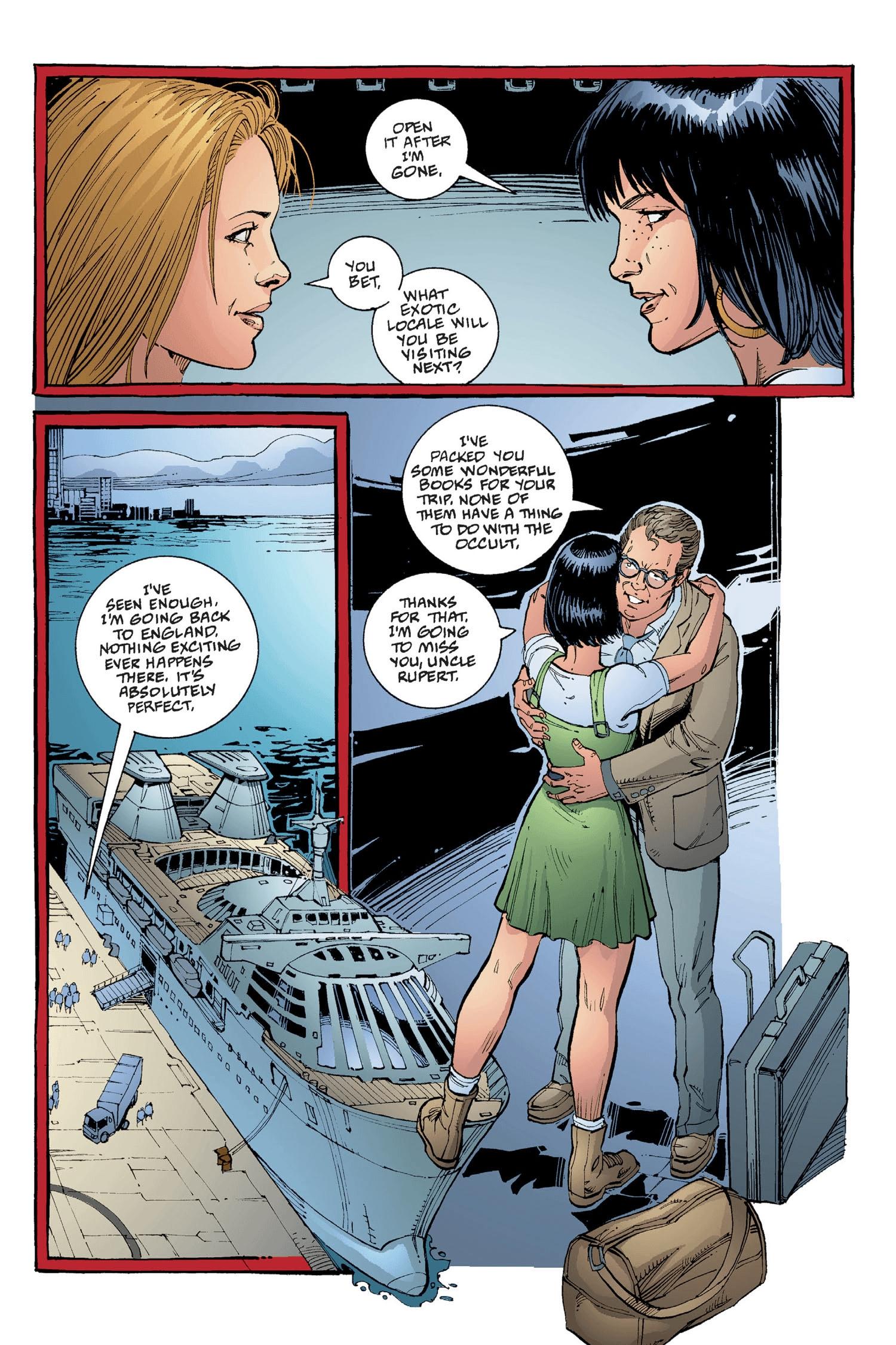 Read online Buffy the Vampire Slayer: Omnibus comic -  Issue # TPB 2 - 306