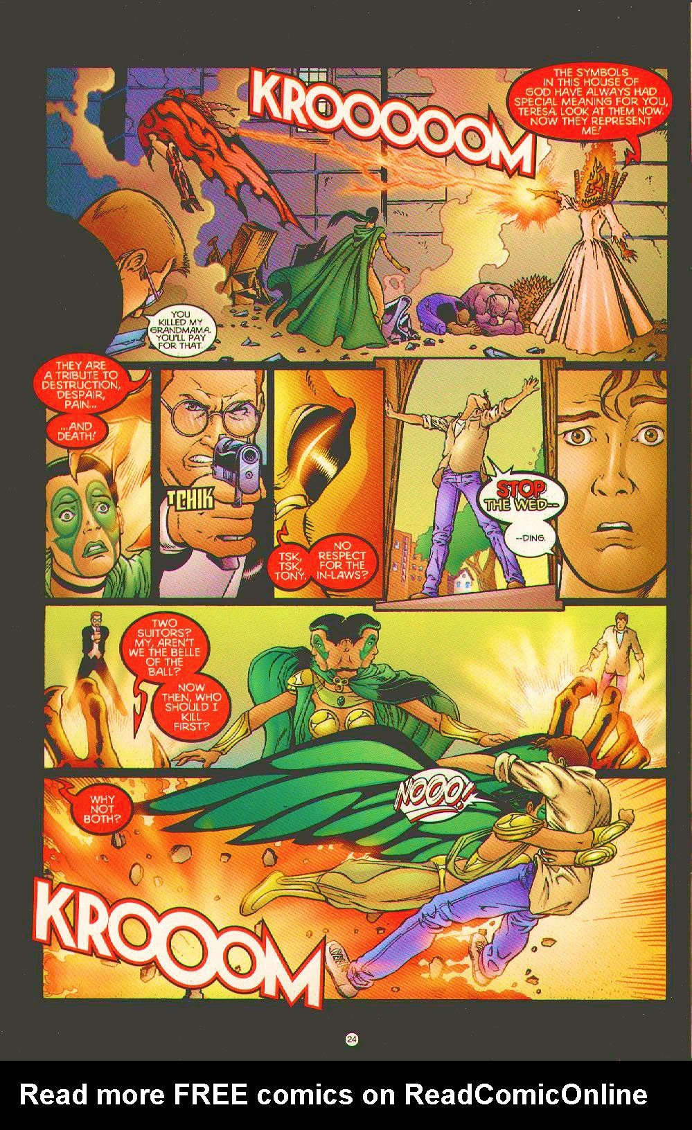Trinity Angels issue 4 - Page 19