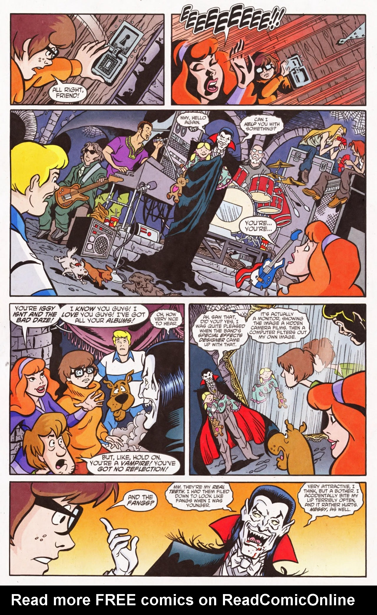 Read online Scooby-Doo (1997) comic -  Issue #137 - 9