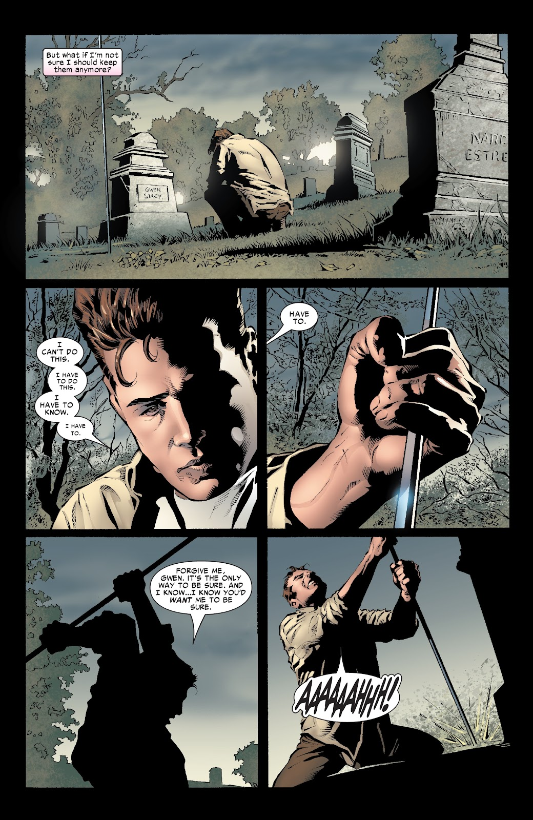 The Amazing Spider-Man by JMS Ultimate Collection issue TPB 3 (Part 2) - Page 91