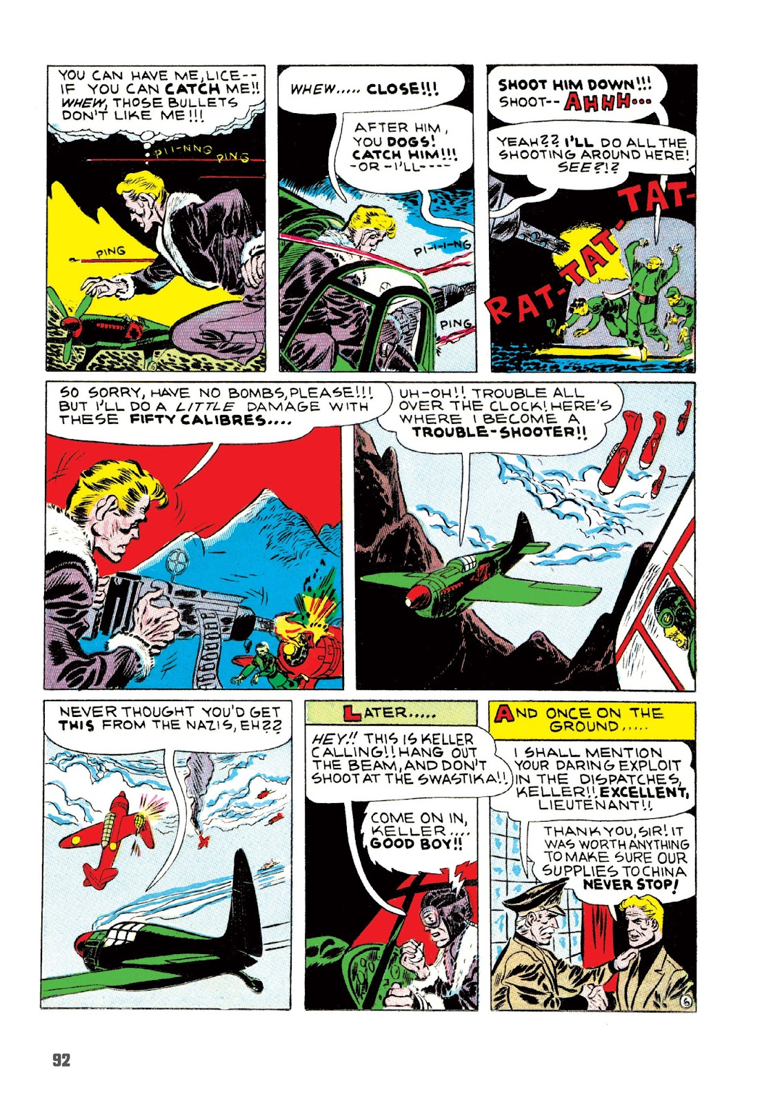 Read online The Joe Kubert Archives comic -  Issue # TPB (Part 2) - 3