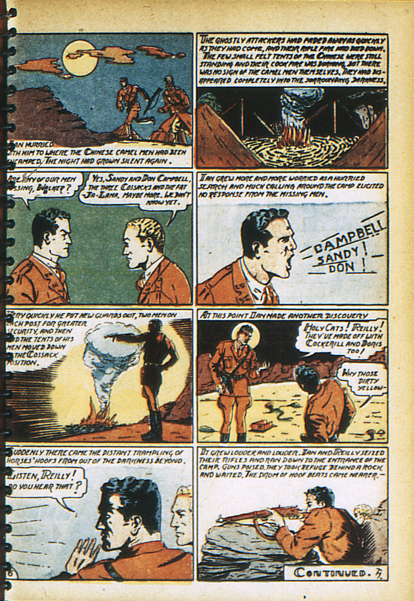 Read online Adventure Comics (1938) comic -  Issue #29 - 66