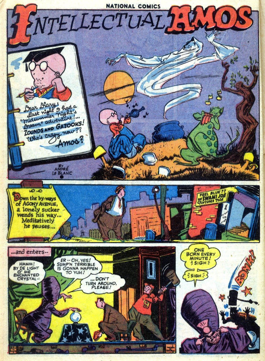 National Comics (1940) issue 47 - Page 30
