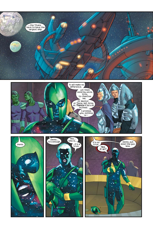 Captain Marvel (2002) Issue #15 #15 - English 21