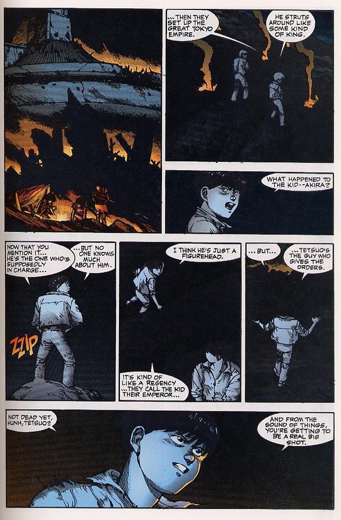 Read online Akira comic -  Issue #24 - 43