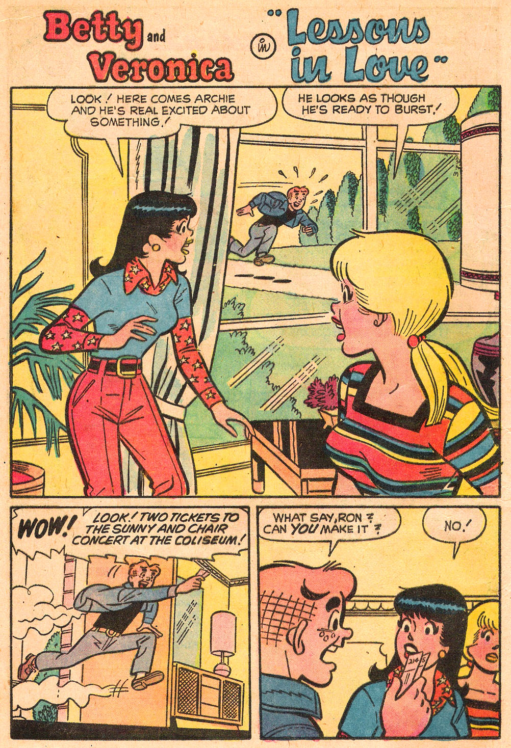 Read online Archie's Girls Betty and Veronica comic -  Issue #211 - 20