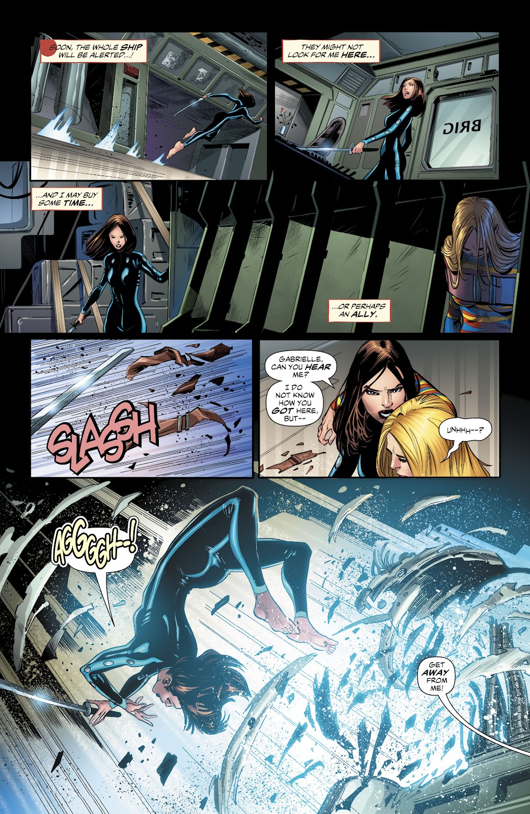 Read online Suicide Squad Black Files comic -  Issue #4 - 6