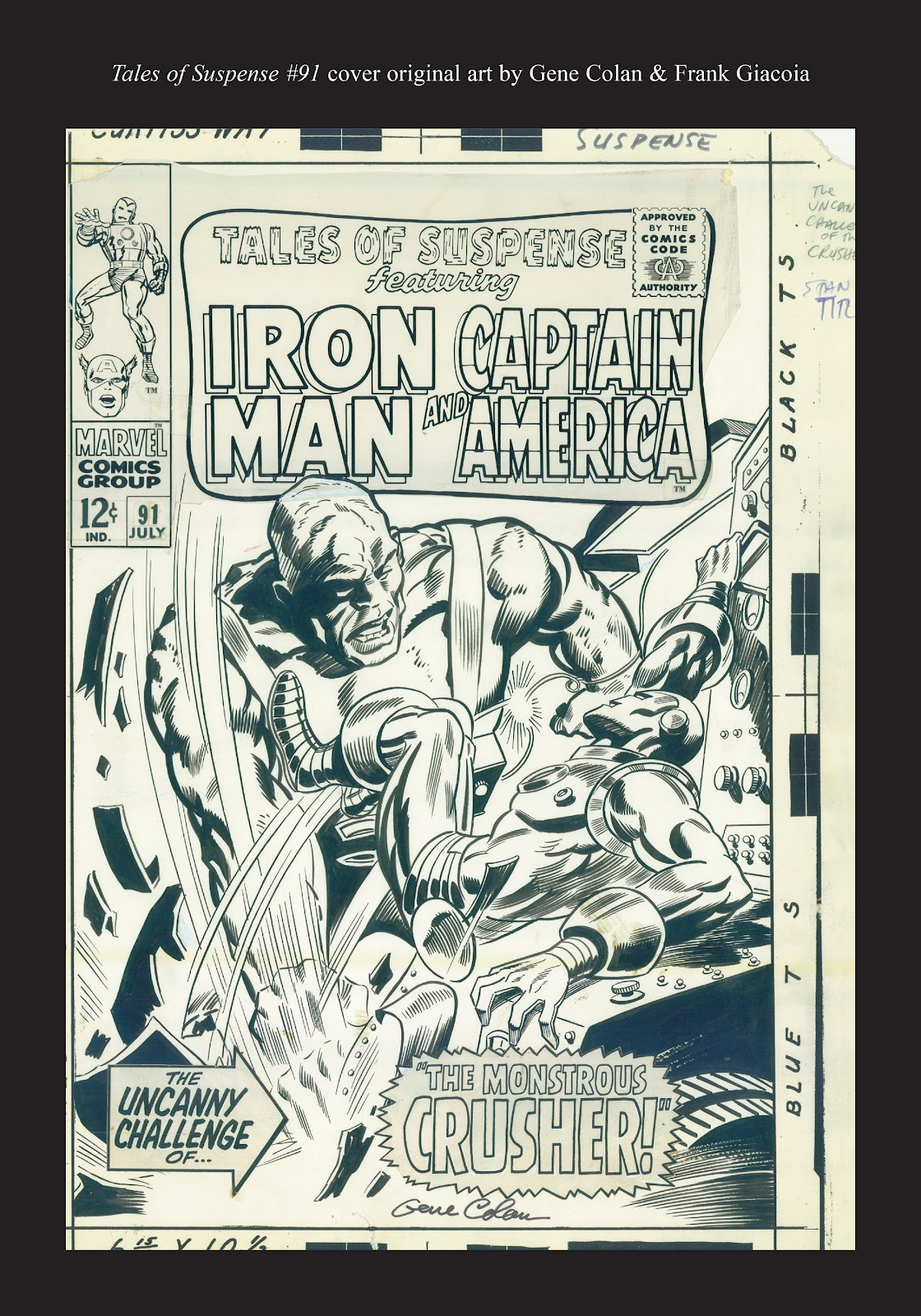 Read online Marvel Masterworks: The Invincible Iron Man comic -  Issue # TPB 4 (Part 3) - 47