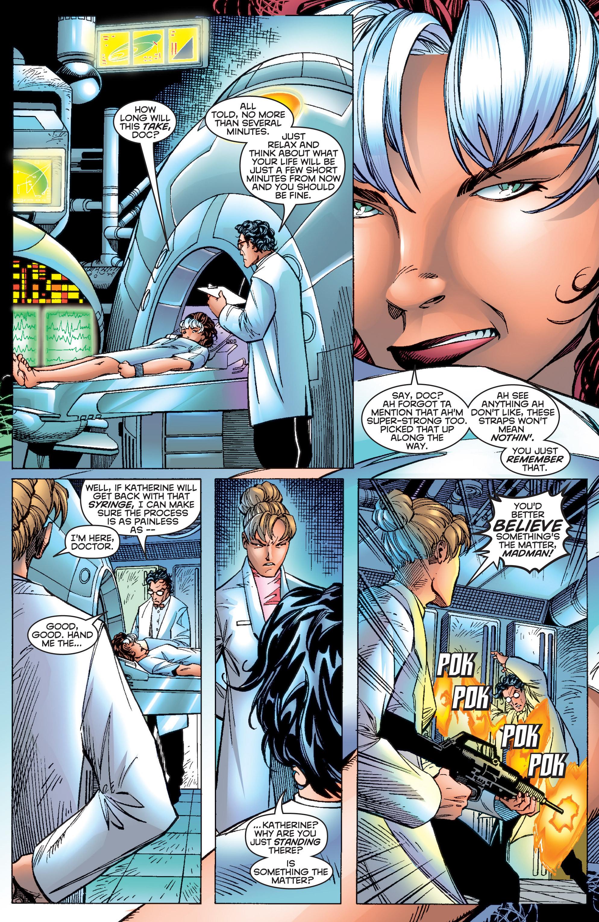 Read online Uncanny X-Men (1963) comic -  Issue #359 - 8