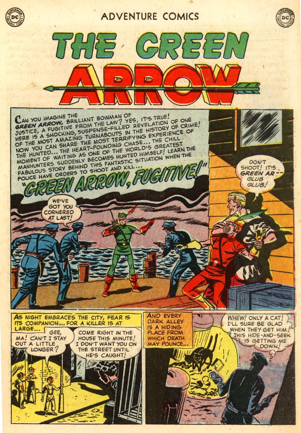 Read online Adventure Comics (1938) comic -  Issue #170 - 35