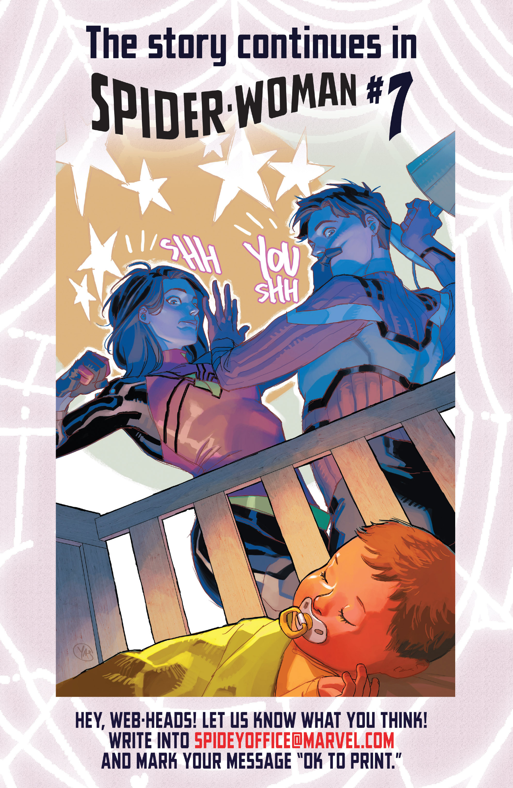 Read online Silk (2016) comic -  Issue #8 - 24