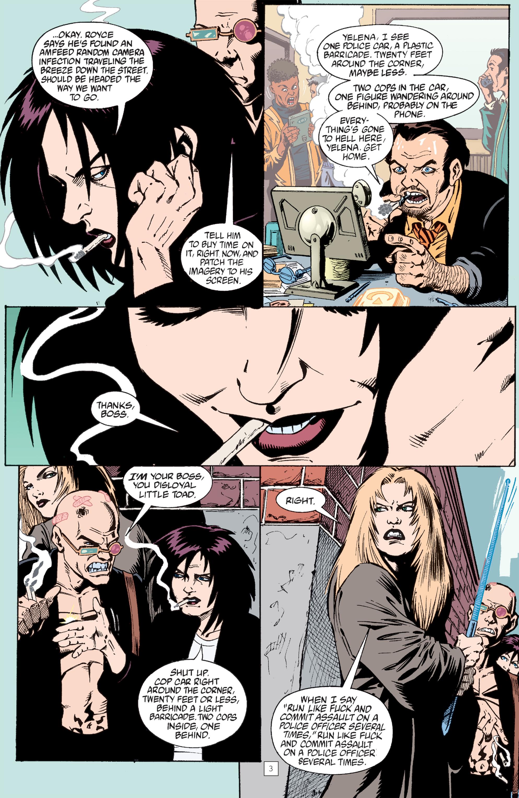 Read online Transmetropolitan comic -  Issue #30 - 4