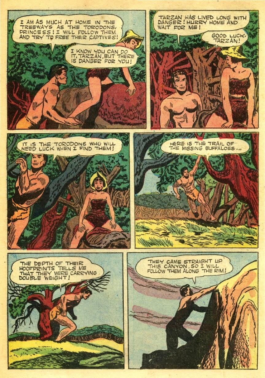 Tarzan (1948) issue 56 - Page 33