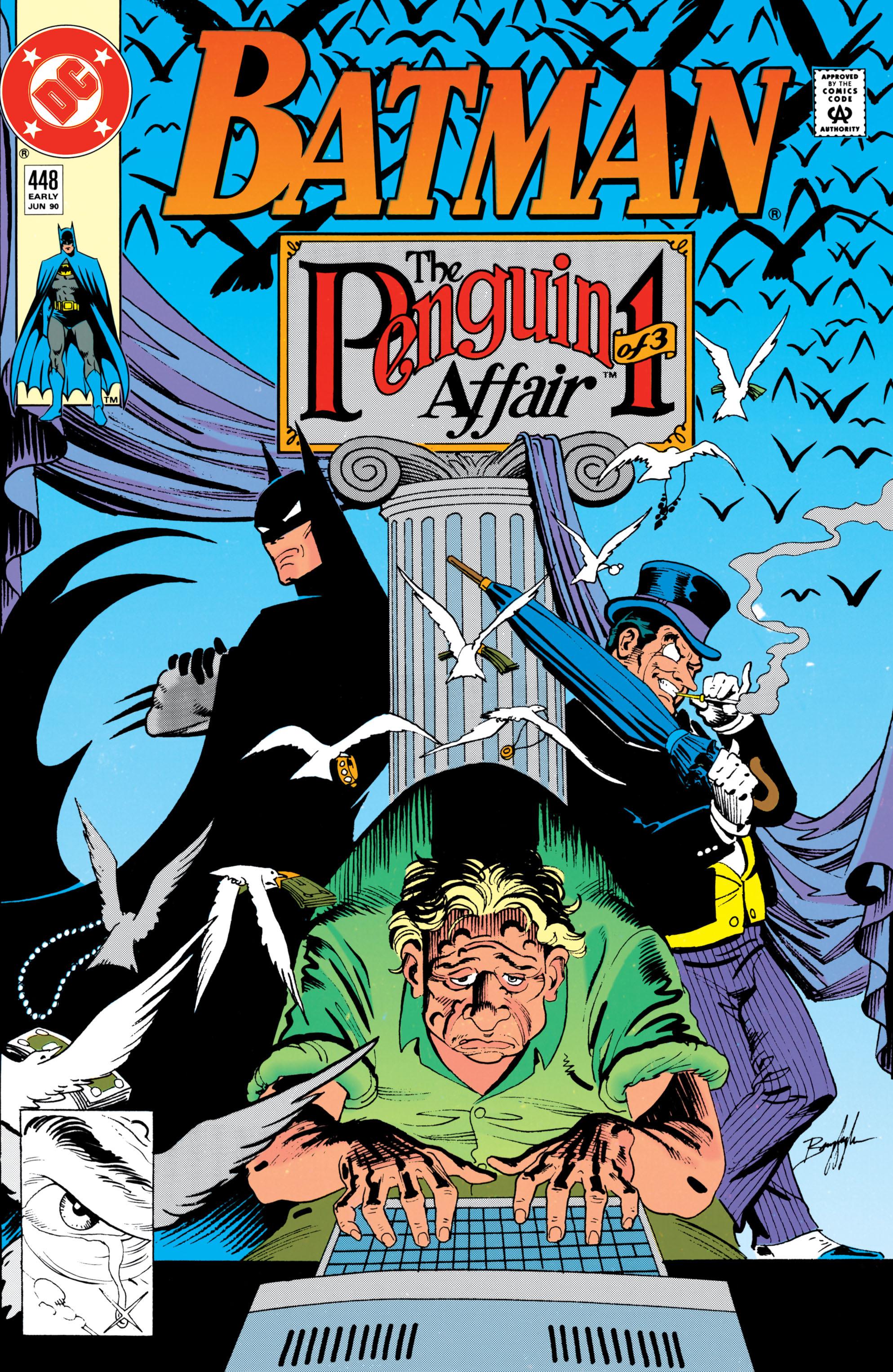 Batman (1940) 448 Page 1