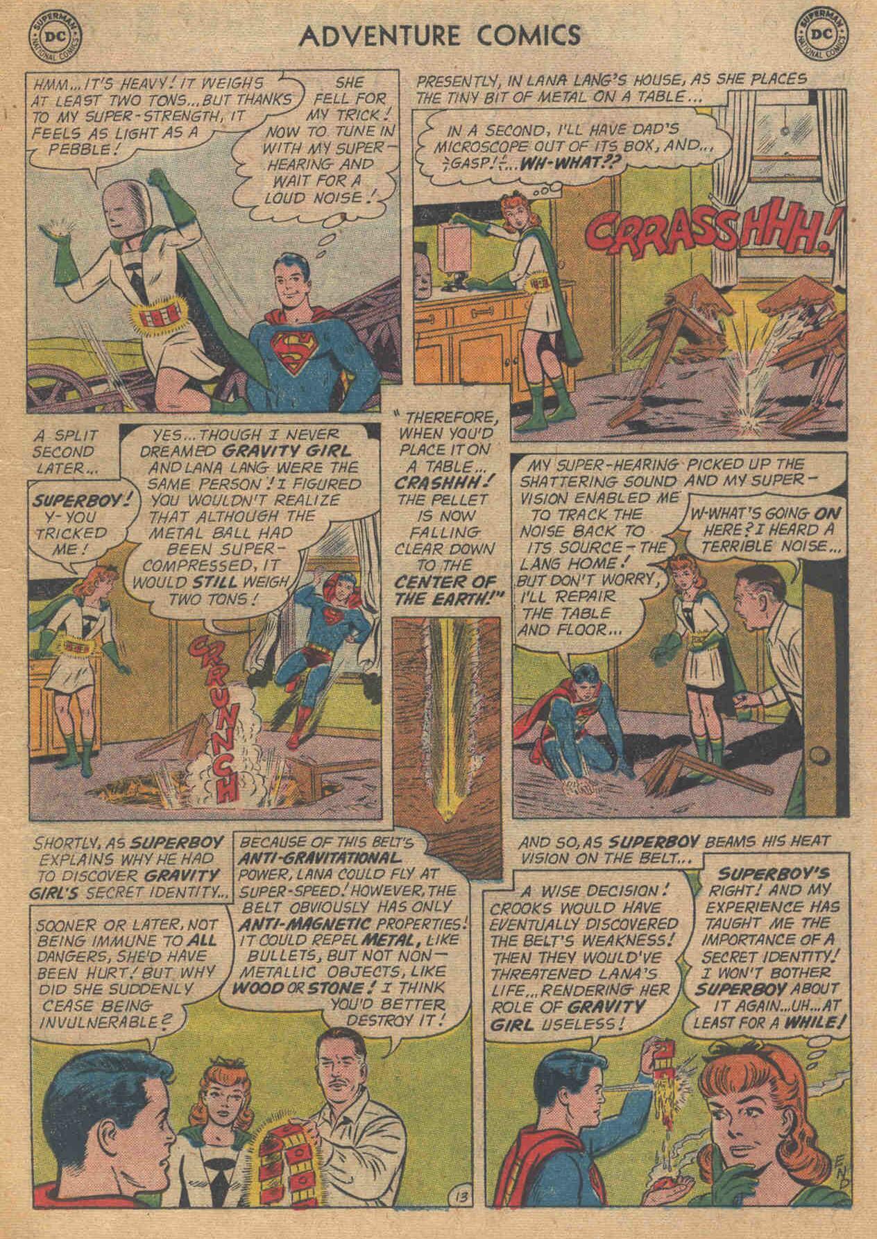 Read online Adventure Comics (1938) comic -  Issue #285 - 18
