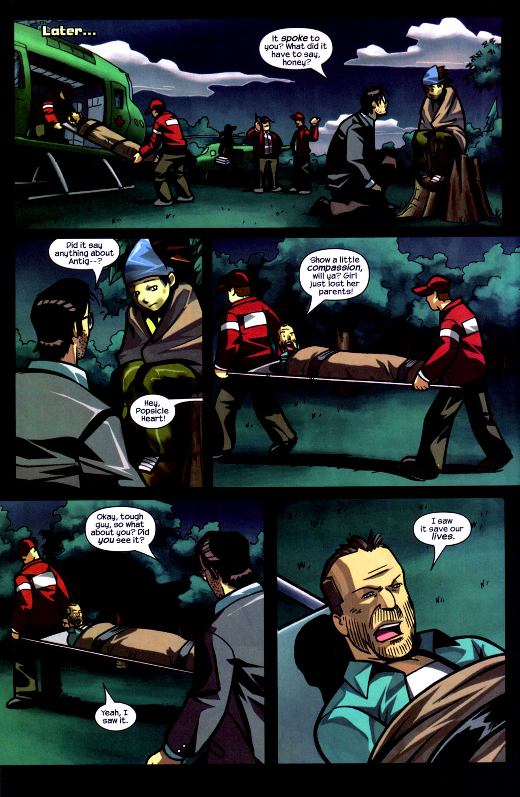 Read online Sentinel comic -  Issue #9 - 18
