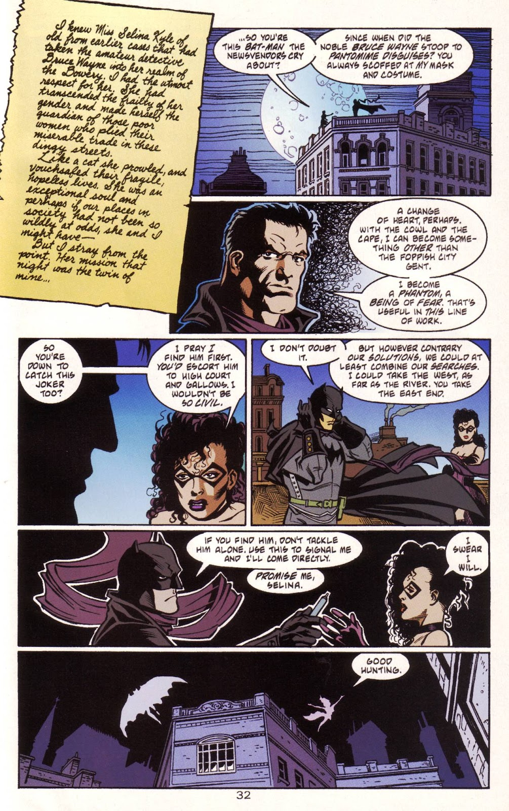 Batman: Two Faces issue Full - Page 33