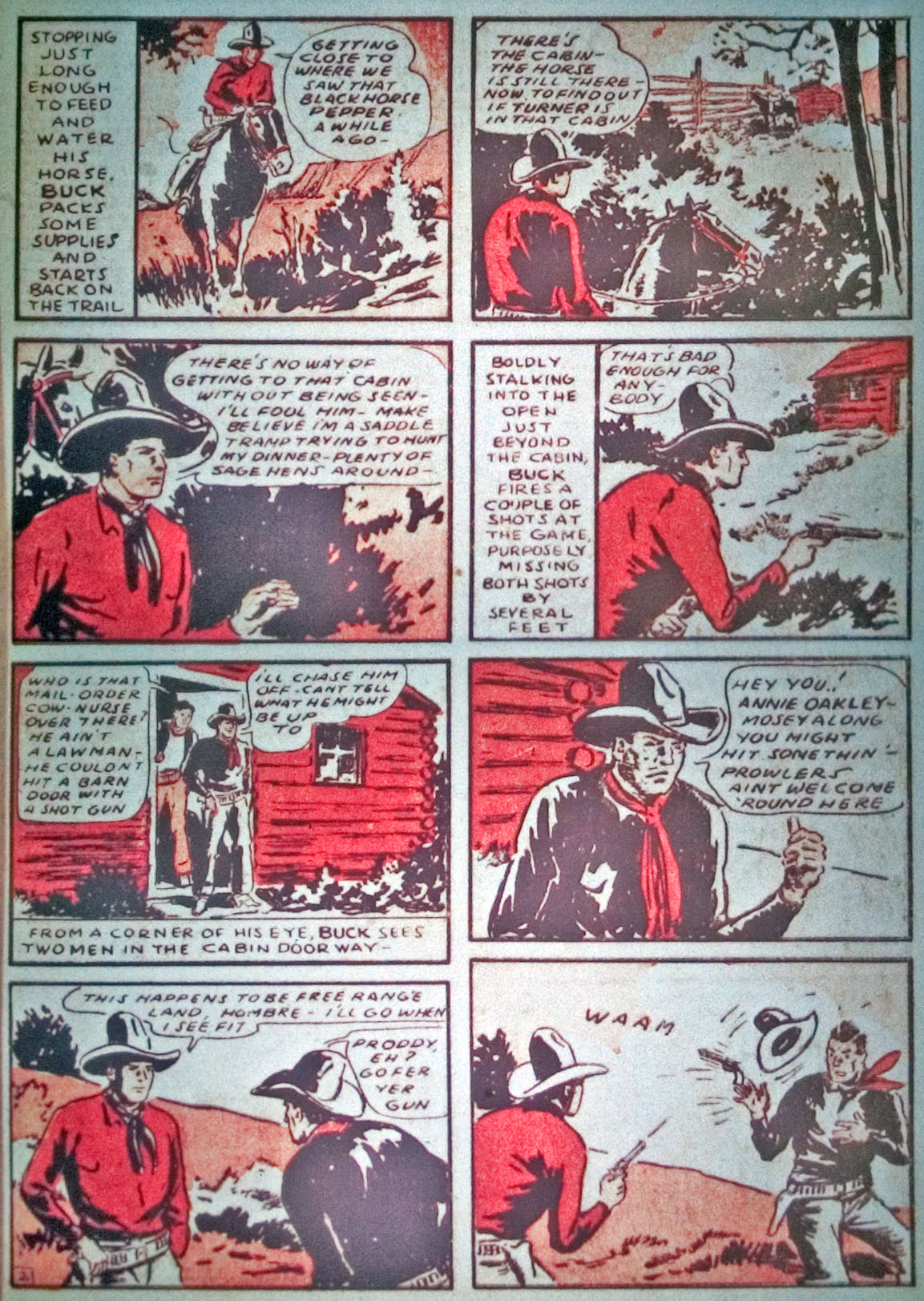 Read online Detective Comics (1937) comic -  Issue #31 - 17